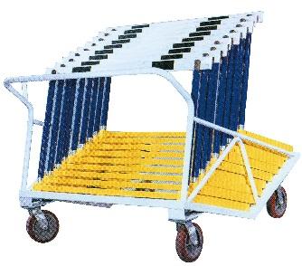 全自動型欄架附欄架推車-訓練用 CHANSON CS-052