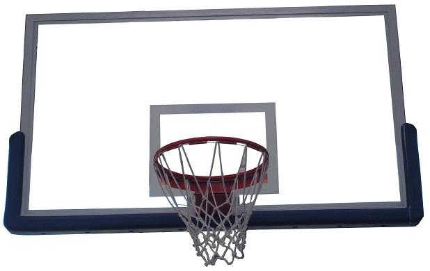 籃球架板附灌籃籃球框(電動油壓籃球架適用)-訓練用 CHANSON CS-324