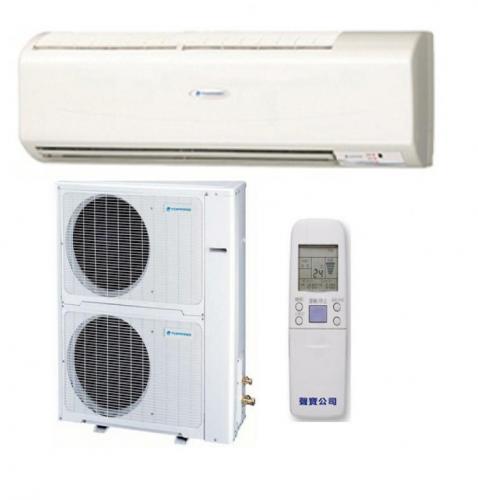 聲寶TOPPING TAU-F100+TAM-F100   一對一分離式冷氣機
