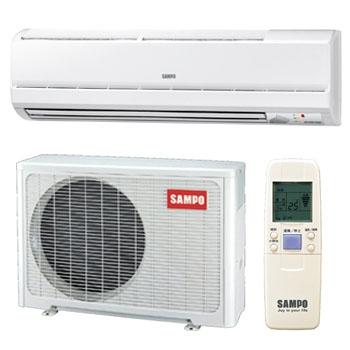 聲寶SAMPO AU-V36+AM-V36L   高效率一對一分離式省能冷氣機