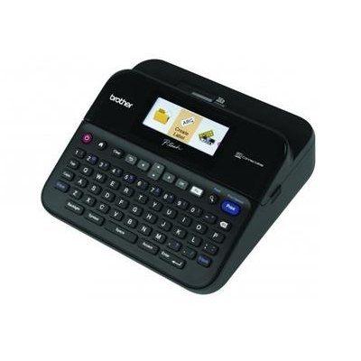 Brother PT-D600彩色背光螢幕單機\電腦兩用標籤機