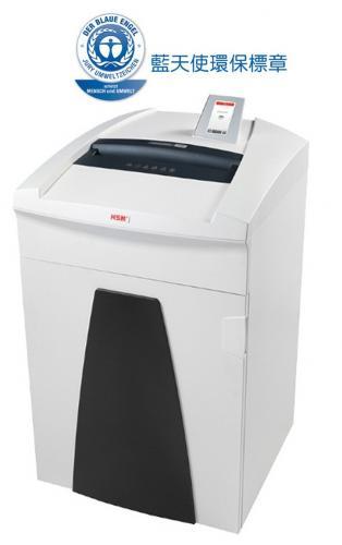 德國原裝HSM P40i(4.5x30)電腦智慧型碎紙機(液晶顯示觸控型)