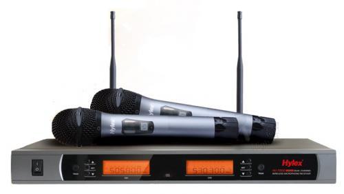 HYLEX HU-7200無線麥克風