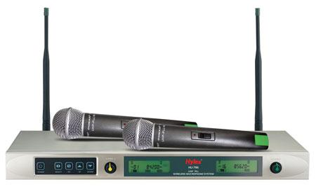Hylex HU-7116(2 CH/PLL-16) 雙頻無線麥克風