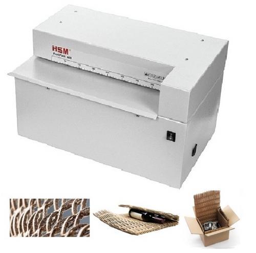 德國原裝HSM Pack 400 瓦楞紙包裝切割機(桌上型)